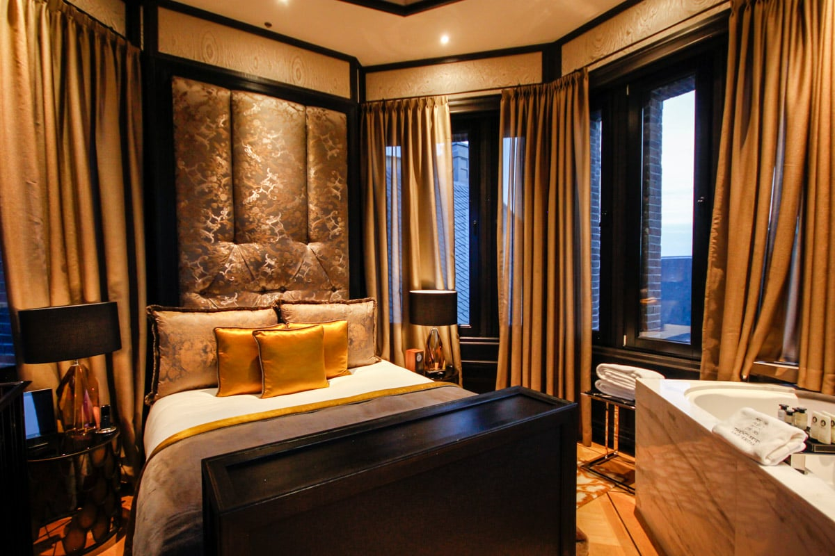 Luxe suite hotel Amsterdam