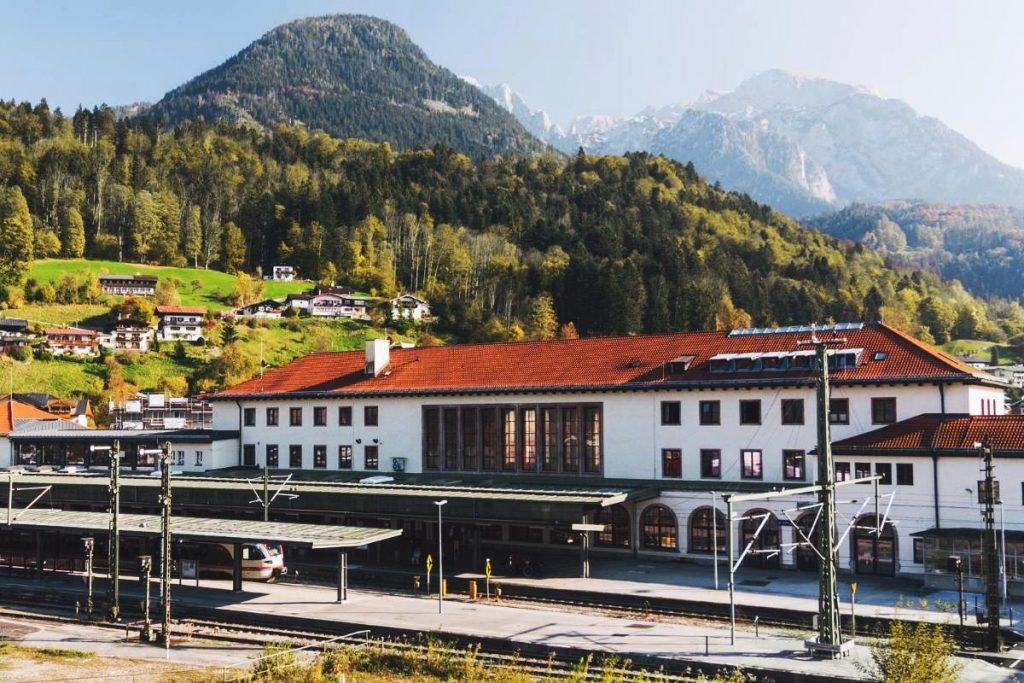 Centraal Station Berchtesgaden