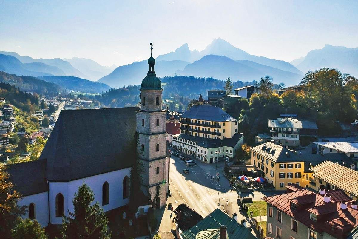 Berchtesgaden Beieren