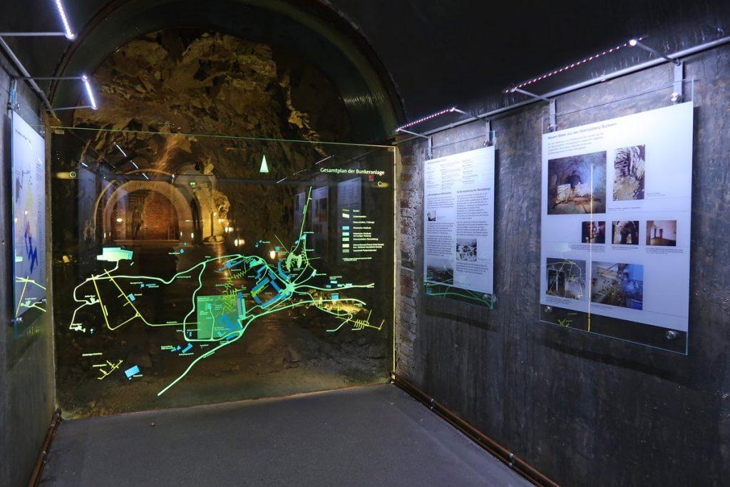 Bunkers tweede wereldoorlog in Berchtesgaden