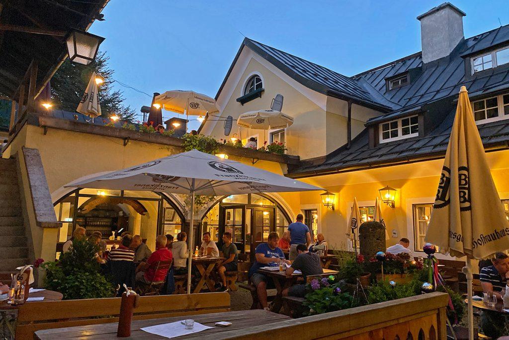 Hofbrauhaus Berchtesgaden bierbrouwerij