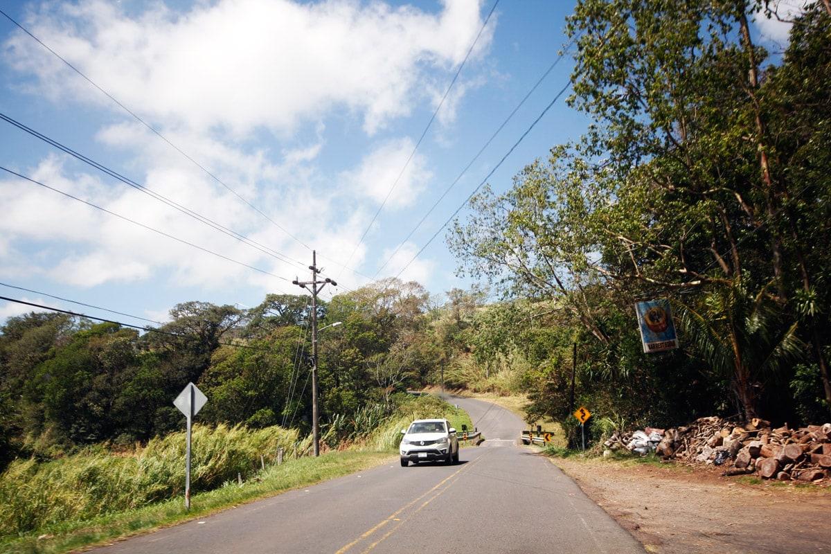 Autorijden in Costa Rica veilig