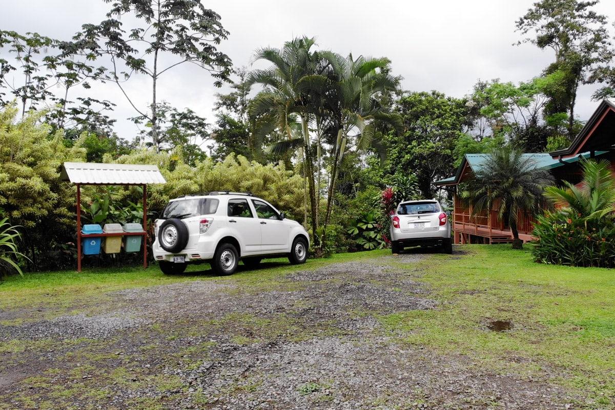 Auto huren Costa Rica ervaringen