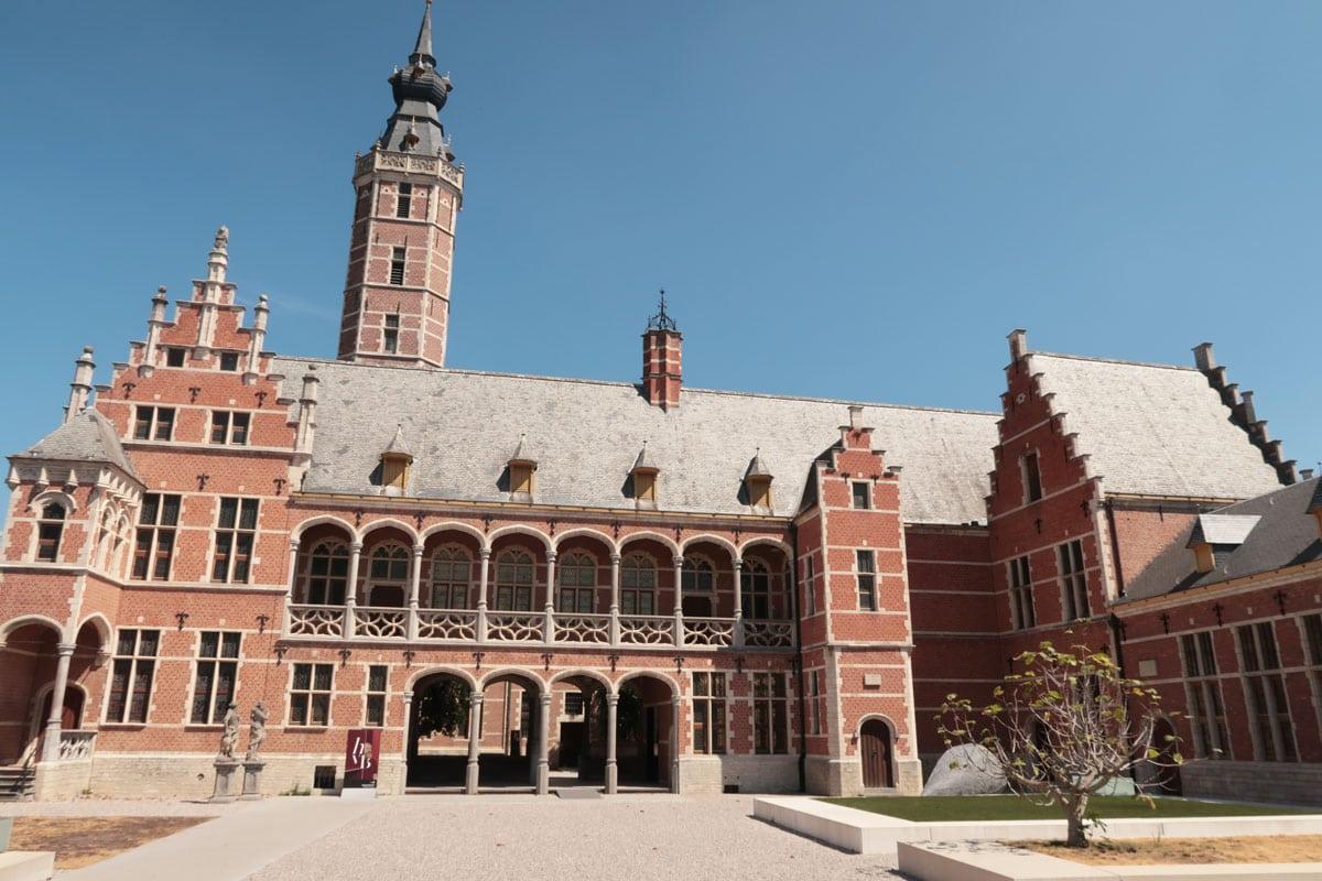 Hof van Busleyden museum in Mechelen