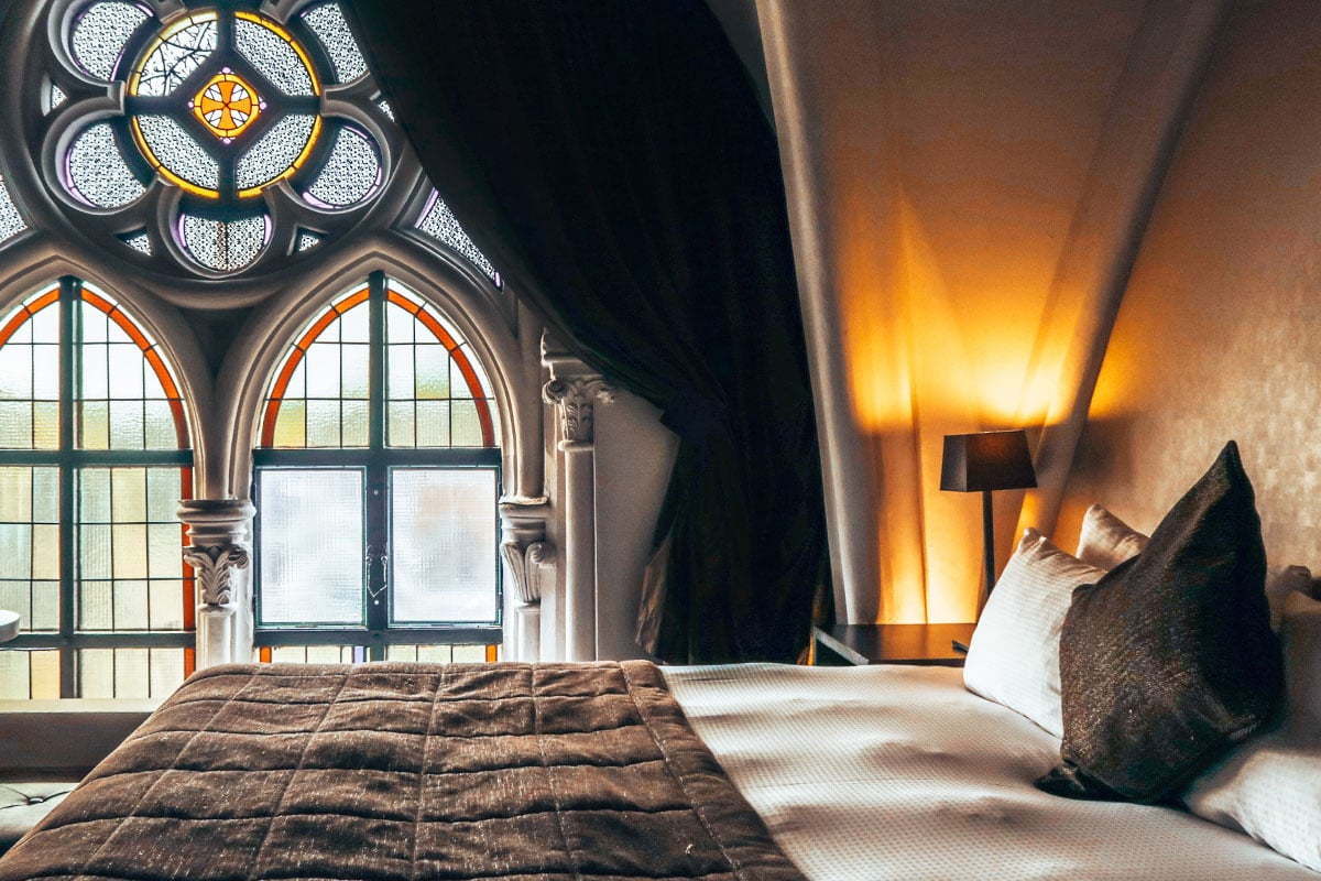 Hotel in Mechelen Martin's Patershof