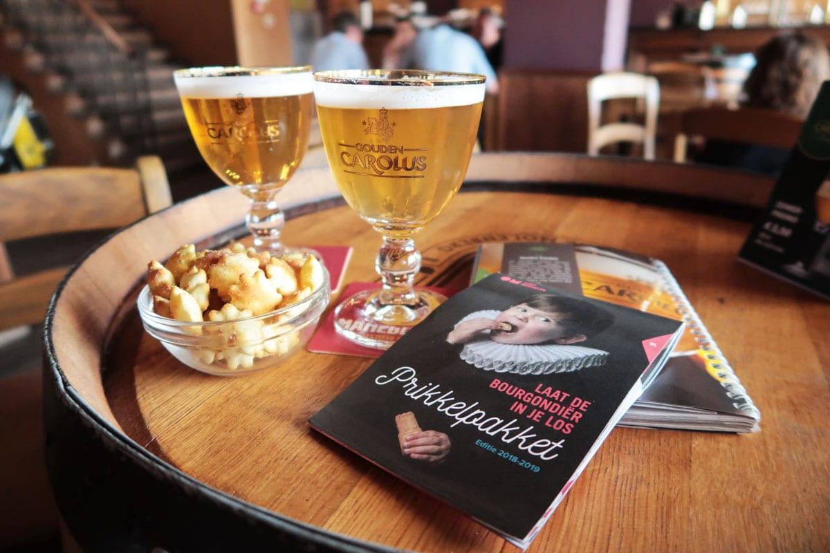 Bier brouwerij het Anker in Mechelen
