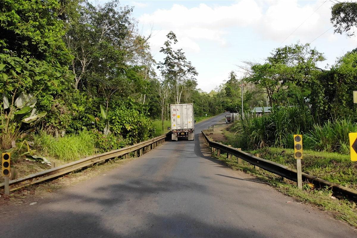 Huurauto Costa Rica wegen
