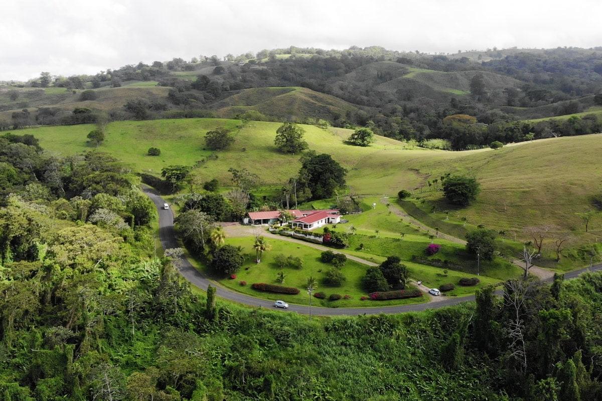 Tips voor auto huren Costa Rica