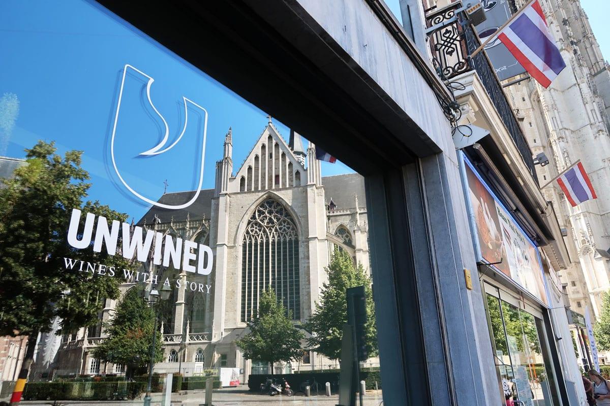Wijnbar Mechelen hotspots